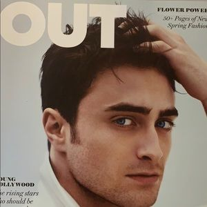 Out magazine The second act of Daniel Radcliffe